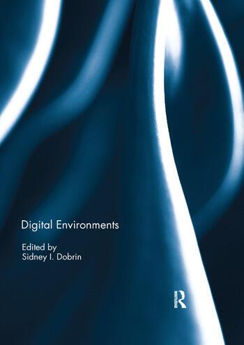 Digital Environments book cover