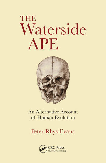 The Waterside Ape An Alternative Account of Human Evolution book cover