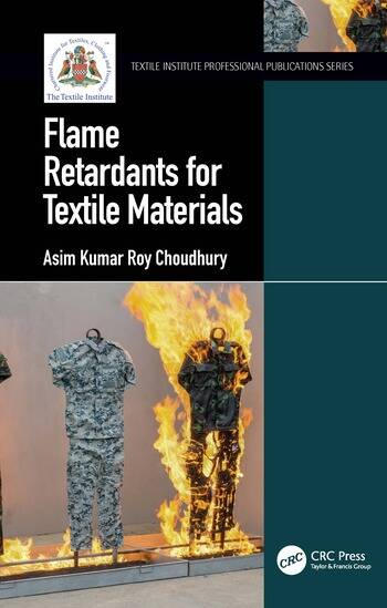 Flame Retardants for Textile Materials book cover