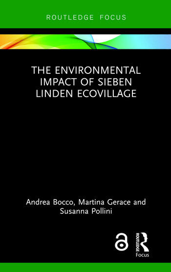 The Environmental Impact of Sieben Linden Ecovillage book cover