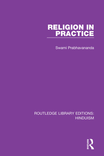 Religion in Practice book cover