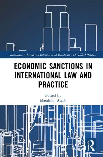 Economic Sanctions in International Law and Practice book cover