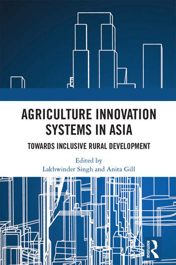 Agriculture Innovation Systems in Asia Towards Inclusive Rural Development book cover