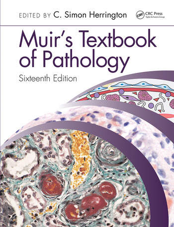 Muir's Textbook of Pathology Sixteenth Edition book cover