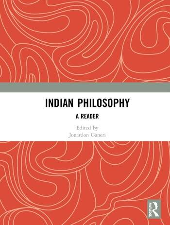 Indian Philosophy A Reader book cover