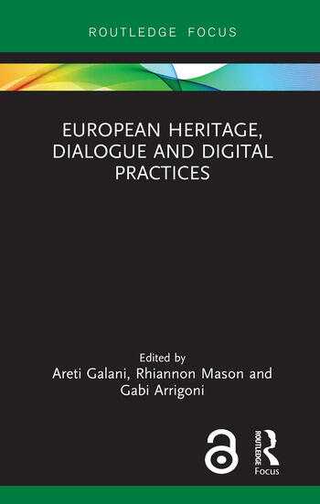 European Heritage, Dialogue and Digital Practices book cover