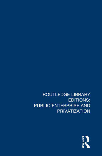 British Public Utilities and National Development book cover