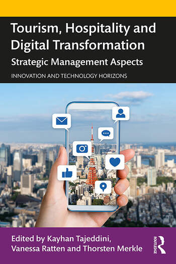 Tourism, Hospitality and Digital Transformation Strategic Management Aspects book cover