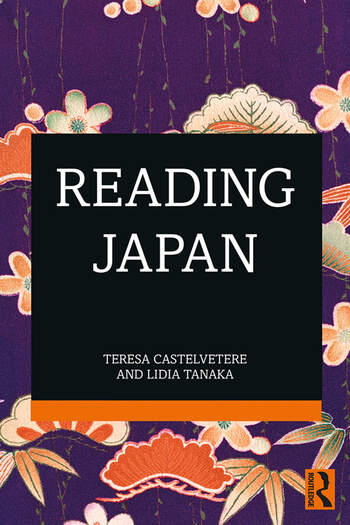 Reading Japan book cover