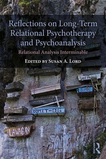 Reflections on Long-Term Relational Psychotherapy and Psychoanalysis Relational Analysis Interminable book cover
