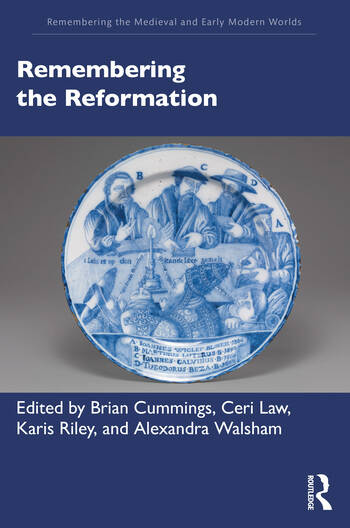 Remembering the Reformation book cover