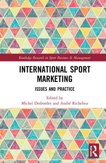 International Sport Marketing Issues and Practice book cover