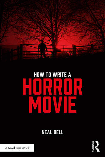 How To Write A Horror Movie book cover