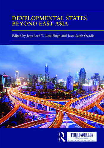 Developmental States beyond East Asia book cover