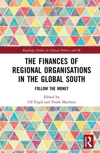 The Finances of Regional Organisations in the Global South Follow the Money book cover