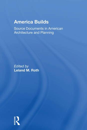 American Buildings book cover