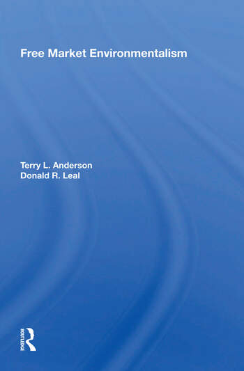 Free Market Environmentalism book cover