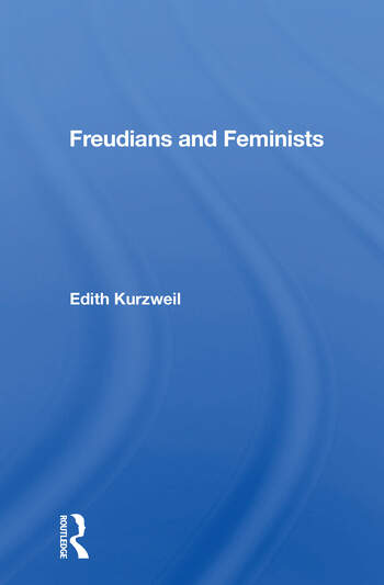 Freudians And Feminists book cover