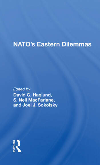 Nato's Eastern Dilemmas book cover