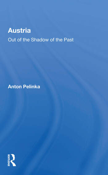 Austria Out Of The Shadow Of The Past book cover