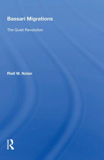 Bassari Migrations The Quiet Revolution book cover