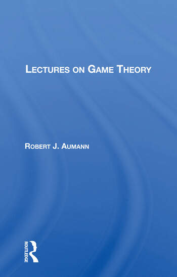 Lectures On Game Theory book cover