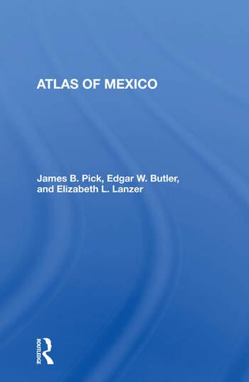 Atlas Of Mexico book cover