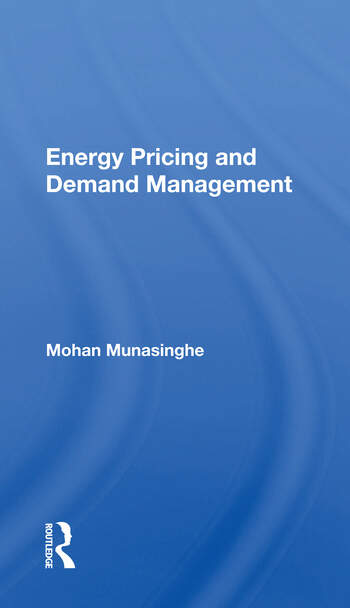 Energy Pricing And Demand Management book cover