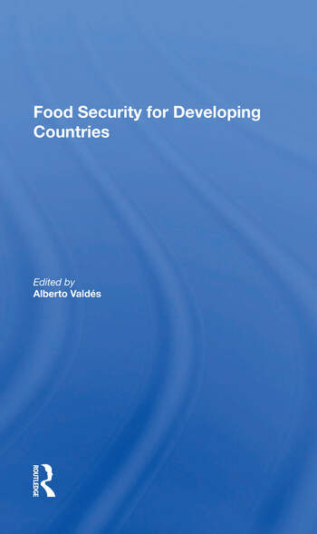 Food Security For Developing Countries book cover
