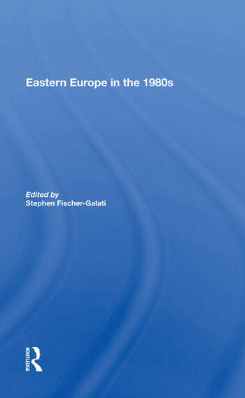 Eastern Europe In The 1980s book cover