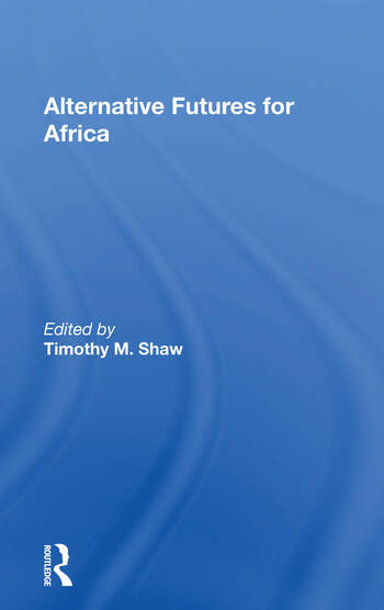 Alternative Futures For Africa book cover