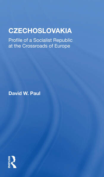 Czechoslovakia Profile Of A Socialist Republic At The Crossroads Of Europe book cover