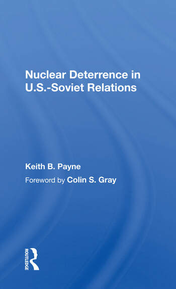 Nuclear Deterrence In U.s.-soviet Relations book cover
