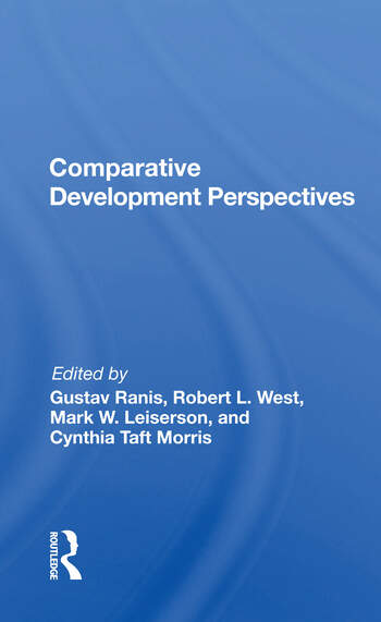 Comparative Development Perspectives book cover