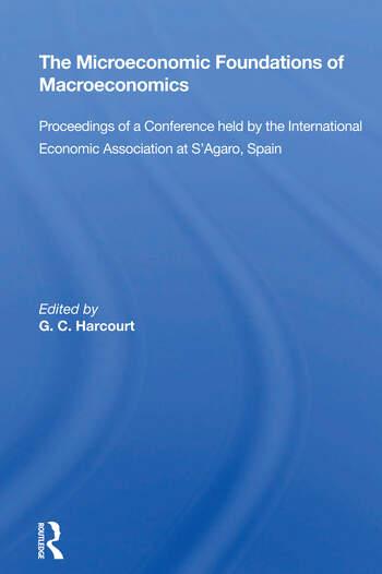 Microeconomic Foundation/h book cover