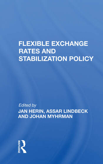 Flexible Exchange Rates/h book cover