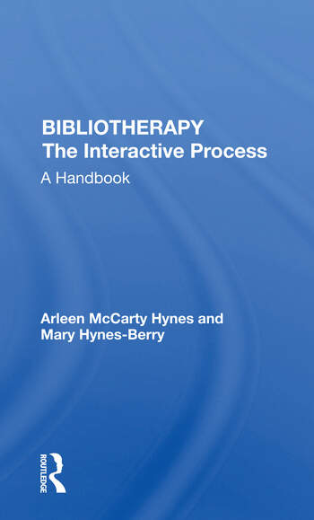 Biblio/poetry Therapy The Interactive Process book cover