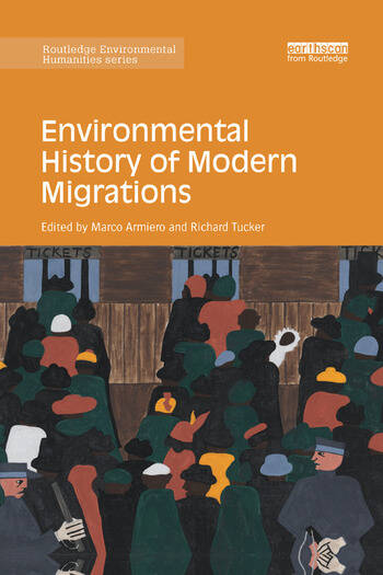 Environmental History of Modern Migrations book cover