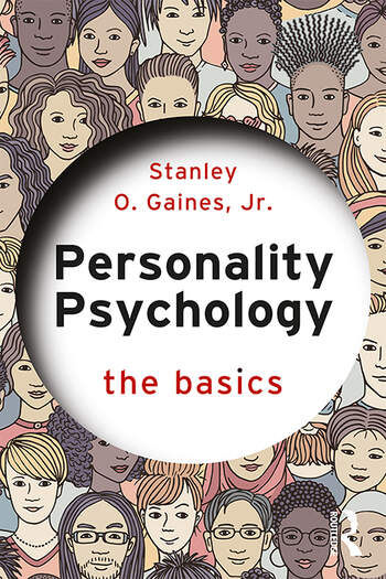 Personality Psychology The Basics book cover