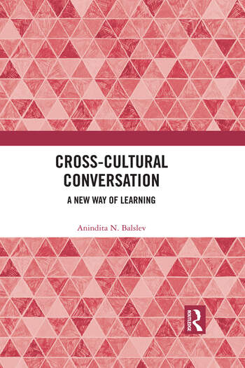 Cross-Cultural Conversation A New Way of Learning book cover