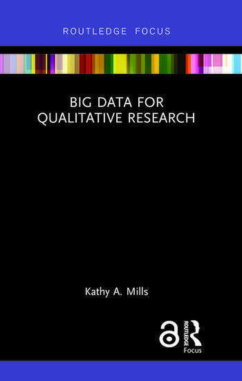 Big Data for Qualitative Research book cover