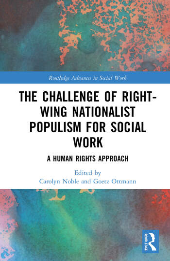 The Challenge of Nationalist Populism for Social Work A Human Rights Approach book cover