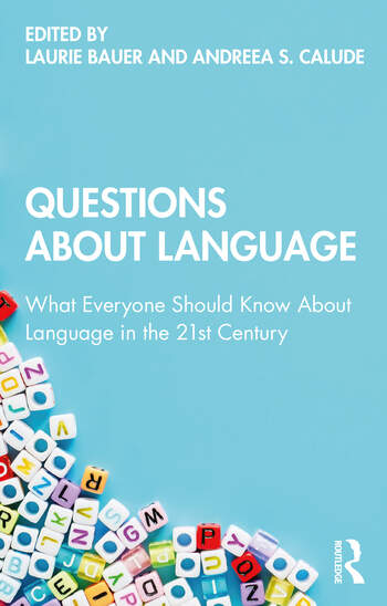 Questions About Language What Everyone Should Know About Language in the 21st Century book cover
