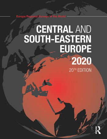 Central and South-Eastern Europe 2020 book cover