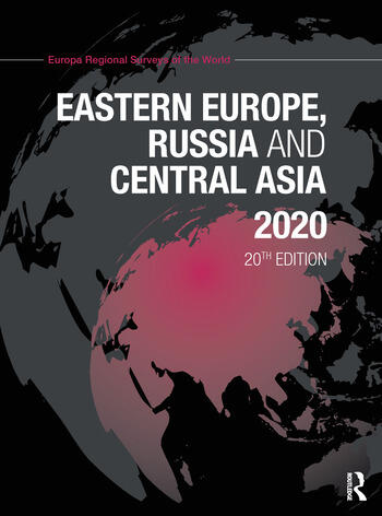 Eastern Europe, Russia and Central Asia 2020 book cover