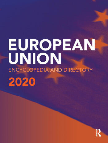 European Union Encyclopedia and Directory 2020 book cover