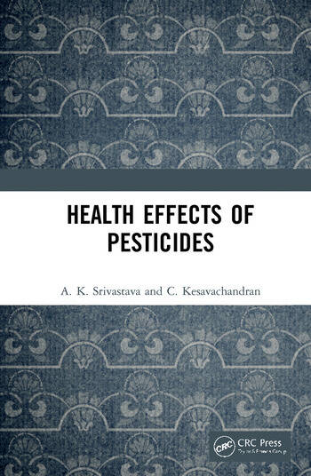 Health Effects of Pesticides book cover