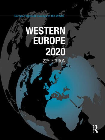 Western Europe 2020 book cover