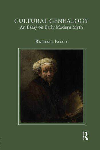 Cultural Genealogy An Essay on Early Modern Myth book cover