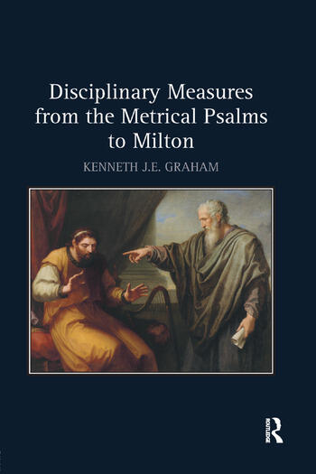 Disciplinary Measures from the Metrical Psalms to Milton book cover